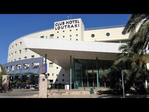Club Hotel Casino Loutraki, Greece