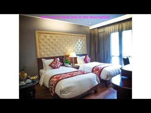 Review Medallion Hanoi Hotel (Hanoi, Vietnam)