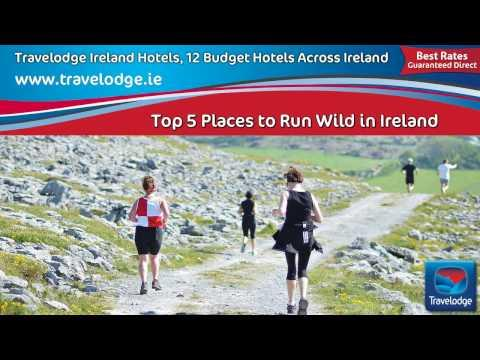 Travelodge Ireland Hotels And Top 5 Places To Run Wild In Ireland