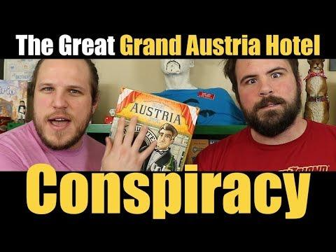The Great Grand Austria Hotel Conspiracy (Comedy)