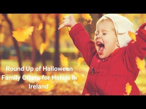 4 Fabulous Family-Friendly Hotels To Stay At This Halloween In Ireland