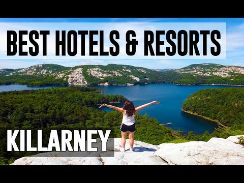 Best Hotels And Resorts In Killarney, Ireland