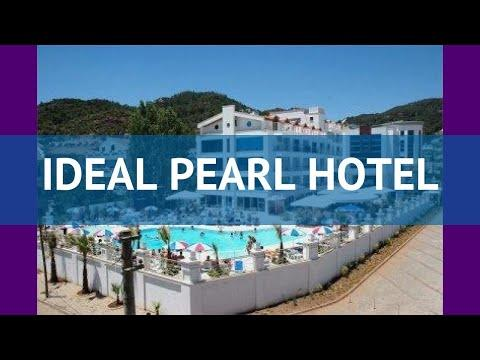 IDEAL PEARL HOTEL 4* Турция Мармарис обзор – отель ИДЕАЛ ПЕРЛ ХОТЕЛ 4* Мармарис видео обзор