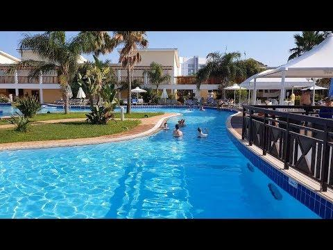 Отели Кипра. Atlantica Aeneas Resort  5* Ayia Napa.Обзор