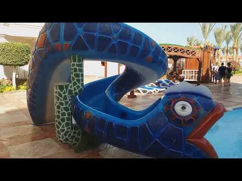 Египет 2018. Хургада. Hawaii Riviera Aqua Park Resort. Обзор отеля.