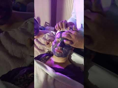 How To Apply Israel Dead Sea Mineral Mask