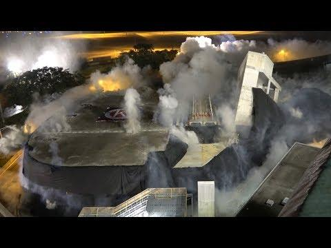 Tampa International Airport Red Side Garage - Controlled Demolition, Inc.