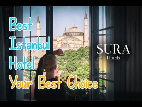 Istanbul Hotel Tour: Best Place To Stay In #istanbul, Sultanahmet