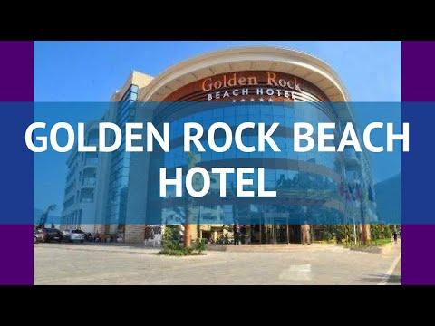 GOLDEN ROCK BEACH HOTEL 5* Турция Мармарис обзор – отель ГОЛДЕН РОК БИЧ ХОТЕЛ 5 Мармарис видео обзор