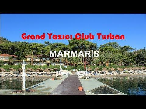 Grand Yazici Club Turban, Marmaris  Turkey