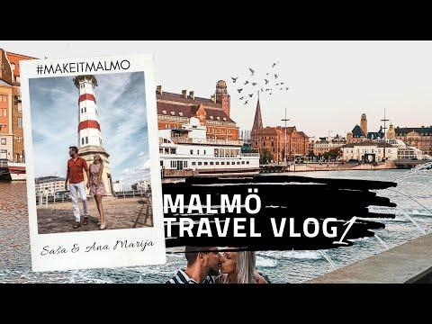 Malmö Travel Vlog 1 | Sweden #makeitmalmo