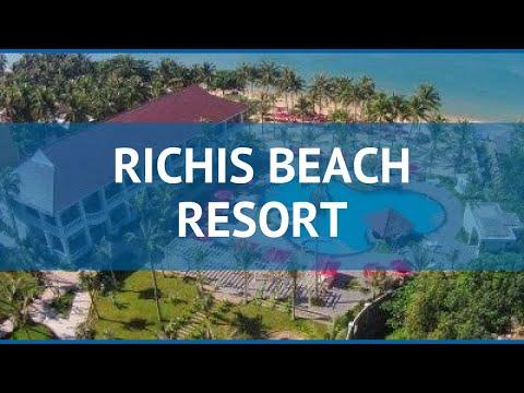 RICHIS BEACH RESORT 4* Вьетнам Фукуок обзор – отель РИЧИС БИЧ РЕЗОРТ 4* Фукуок видео обзор