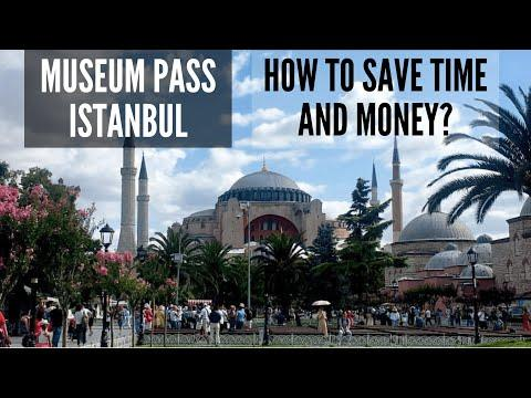 Museum Pass Istanbul | How To Save Time And Money ? (2019)