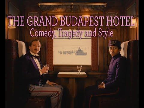 The Grand Budapest Hotel: Comedy, Tragedy & Style