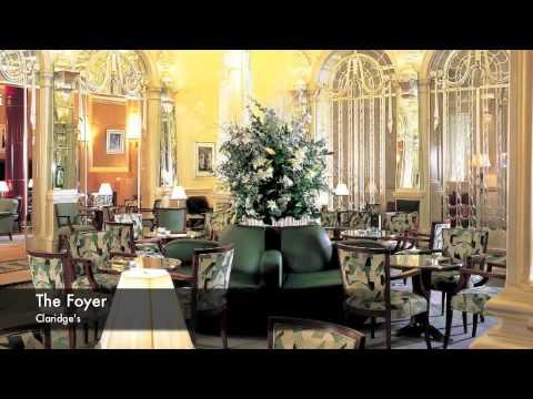 Claridge's Hotel - Best Luxury Hotels -  London - Grand Luxury Hotels