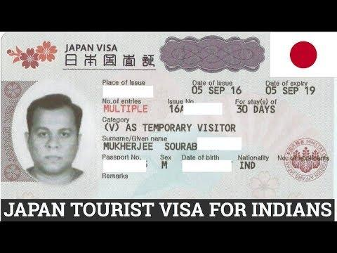 हिंदी | HOW TO APPLY JAPAN TOURIST VISA FROM INDIA | STEP BY STEP GUIDE | 2019