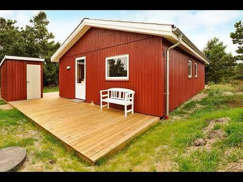 Three-Bedroom Holiday Home In Rømø 35 - Rømø - Denmark