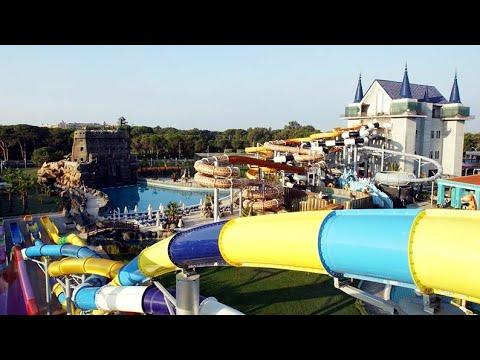 Granada Luxury Belek Aquapark
