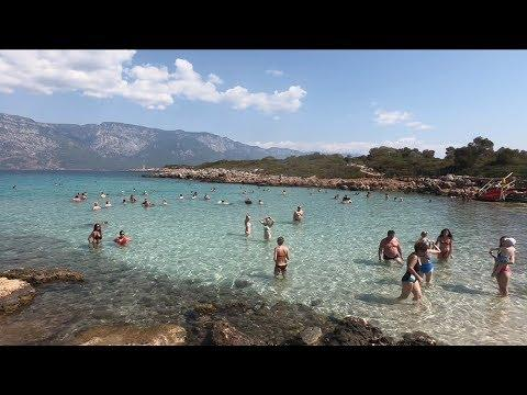 Marmaris - Cleopatra Island - Turkey - 2.7K/60 Fps