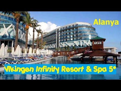 Отели Турции:   VIKINGEN INFINITY RESORT SPA 5* (Турция  Аланья)