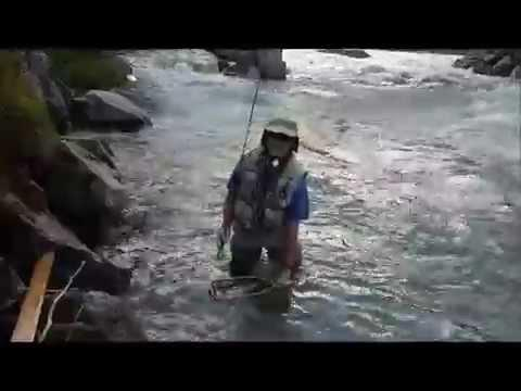 Fly Fishing In Austria At Braurup Hotel In Mittersil