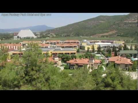 Aqua Fantasy Aquapark Hotel & SPA, Kusadasi, Turkey, 2012 PART1 HD