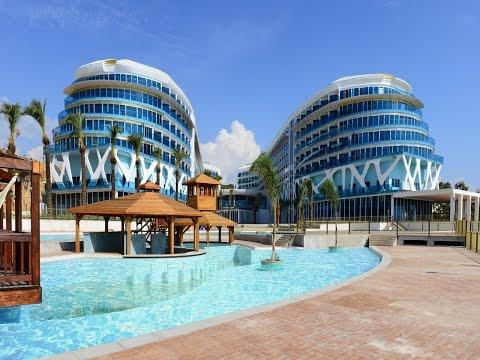 Vikingen Infinity Resort & Spa 5* - Турция, Алания